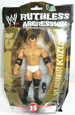 WWE Ruthless Aggression Series 39-Vladimir Kozlov Action Personaggio Jakks Pacific * L