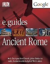 Ancient Rome (DK/Google E.guides)-ExLibrary