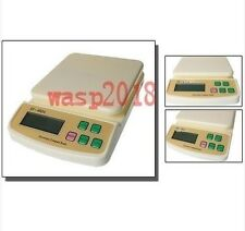 10Kg X 1g DIGITAL POSTAL KITCHEN COUTING WEIGHING SCALE NEW