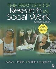 The Practice of Research in Social Work by Rafael Engel, Russell Schutt