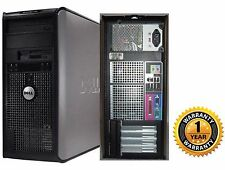 Dell Optiplex 780 Tower 3.00GHz C2D  4GB  500GB  DVDRW  Window XP Pro Sp3