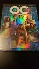 The Oc Complete Second Season Dvd Box Set Factory Sealed  7 Discs 24 Episodes