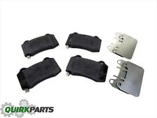 CHALLENGER CHARGER MAGNUM 300 SRT8 REAR BRAKE PADS SET OF 4 BREMBO MOPAR OEM NEW