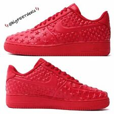 "NIKE AIR FORCE 1/One LV8 VT Independence Day ""Red October"" Sz 15 USA Stars Pack"