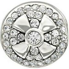 New Chamilia FAITH w/CLEAR SWAROVSKI & Sterling Charm Bead 2025-0991 $50