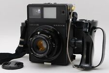 【EXC+++++】Mamiya Press Super 23 Rangefinder Film Camera w/100mm Lens from Japan