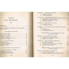 HISTOIRE du PEUPLE FRANÇAIS des ORIGINES au MOYEN-ÂGE par Régine PERNOUD 1951 T1
