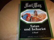 Verlag Neues Leben - Karl May - Satan und Ischariot II - ungelesen