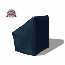"WaterProof Deluxe Boat Center Console Cover Large 46""L Navy"