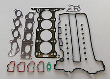 HEAD GASKET SET FITS AGILA CORSA & VAN 1.2 Z12XEP 16V 03 on VRS TWIN PORT OPEL