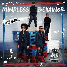New: MINDLESS BEHAVIOR - My Girl EXCLUSIVE CD SINGLE