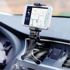 Stand For Smart GPS Holder Mount Black Cell Phone Air Vent Car Mobile Cradle