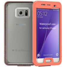 For Samsung Galaxy S7 Edge Swimming Waterproof Shockproof Life Proof Case Cover