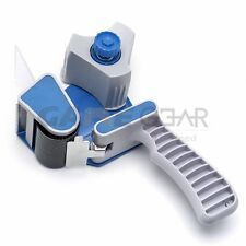 "Blue 2"" Inch Portable Tape Gun Dispenser Packing Packaging Sealing Cutter"