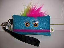 NWT Money Monsters Wristlet Cell Phone Case Wallet by Nectar Bags pick a color