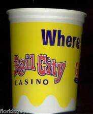 SANDS REGENCY / GOLD RANCH / RAIL CITY CASINO - SLOT COIN / TOKEN CUP - RENO NV