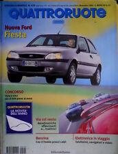 Quattroruote 529 1999 Alleg. Audi nel segno della S. Ford Fiesta. BMW 740d Q.60]