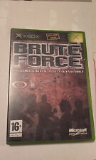 BRUTE FORCE XBOX MICROSOFT COMPLET PAL