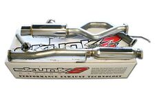 SKUNK2 MegaPower 60mm Exhaust Catback 02-06 Acura RSX Base