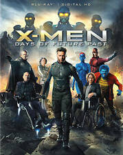 X-Men: Days of Future Past Blu-ray Disc (No DVD), 2014