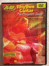 Rhythm Guitar-Learn How To Play/Lessons (Prev. Viewed VHS) Musicians Institute