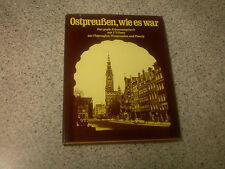 Buch Ostpreußen wie es war. H.U.Engel, 167 Seiten u viele Bilder