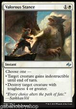 VALOROUS STANCE Fate Reforged Magic The Gathering MTG cards (GH)