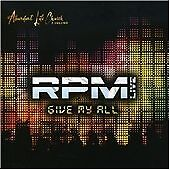 RPM Live - Give  My All (Abundant Life Church) (CD+DVD 2008)