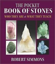The Pocket Book of Stones, Simmons, Robert, Excellent Book