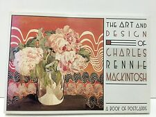 Vintage! The Art and Design of Charles Rennie Mackintosh Postcard Set of 30 FS
