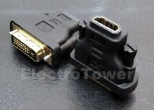 HDMI a DVI adaptador HDMI a DVI adaptador 24+1 pin dorado Full HD 1080p HD TV