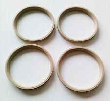 4 X 76,0 - 67,1 LEGA Anelli zipolo ruote Mozzo Centrici anelli MAZDA VOLVO FORD