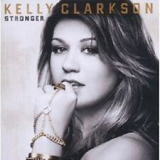 KELLY CLARKSON - STRONGER (DELUXE VERSION)  CD NEU