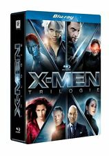 X- MEN TRILOGY - Blu-Ray Steelbook - 3 Discs -