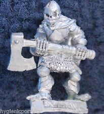 1987 Undead UND2 Skeleton Stilgow Vileaxe Citadel Warhammer Armoured Warrior D&D