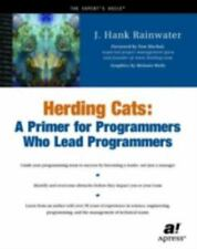 Herding Cats: a Primer for Programmers Who Lead Programmers Rainwater H.J. Pape
