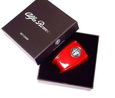 New Alfa Romeo Giulietta & Giulia Red Key Cover Trim & Presentation Box Genuine