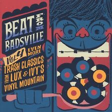 "BEAT FROM BADSVILLE VOLUME 4 STAG O LEE RECORDS VINYLE NEUF NEW VINYL 10"" LP"