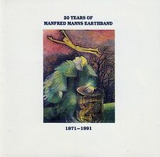 20 YEARS OF MANFRED MANNS EARTHBAND 1971-1991 / CD - TOP-ZUSTAND