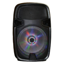 10 Woofer with Moon light Built in USB/SD/Bluetooth/Mic 3500 watts max MPD101L
