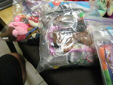 2 COMPLETE MCDONALD BEANIE BABY SETS PLUS 9 EXTRAS 33 TOTAL BEARS!