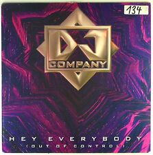"12"" Maxi - DJ Company - Hey Everybody (Out Of Control) - A3291"