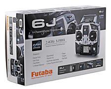 Futaba 6J 2.4GHz S-FHSS Transmitter with R2006GS Receiver