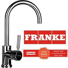 FRANKE CHROME FINISH MIXER TAP KITCHEN SINGLE LEVER BRAND NEW  15 years warranty