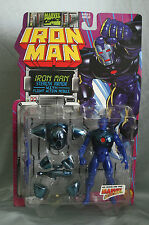 Stealth Armor Iron Man figure Iron Man series Toy Biz 1995 MOC