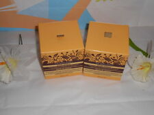 The Body Shop Spiced Vanilla Candles X 2 DISCONTINUED RARE