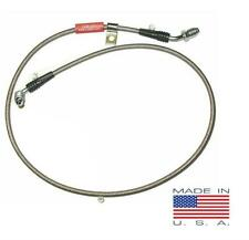 1991-96 Corvette Clutch Hose Stainless, GM #10150086, 12509314 USA FREE SHIPPING