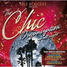 Chic, Chic Organisat - Chic Organization: Up All Night Disco Edition [New CD]