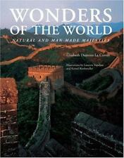 Wonders of the World: Natural and Man-Made Majesties-ExLibrary