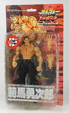 Planet Toys Grappler Baki Action figure Yujiro Hanma